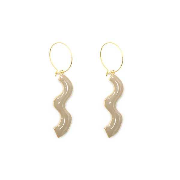 Penny Foggo Earrings Wiggles Sand