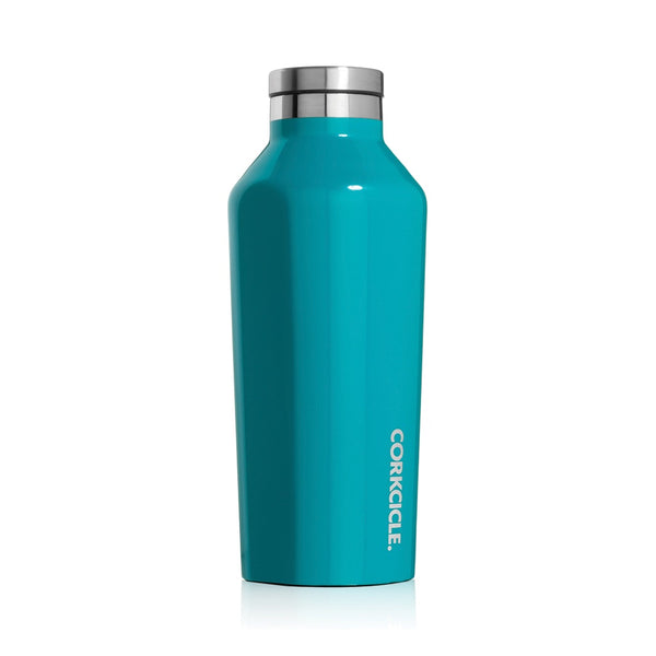 Corkcicle Canteen Drink Bottle 9oz Biscay Bay