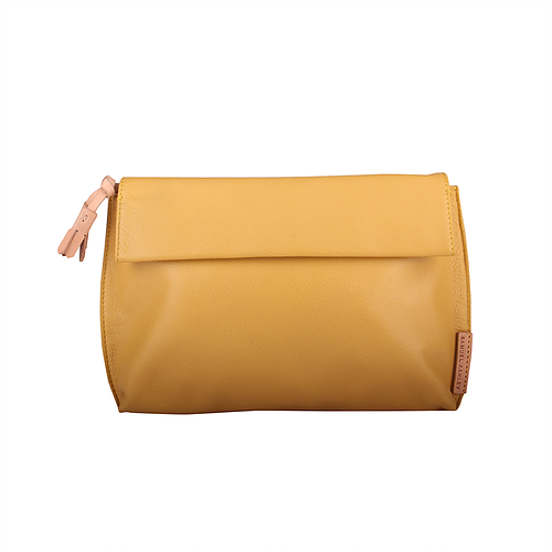 Samuel Ashley Isabel Bag Mustard