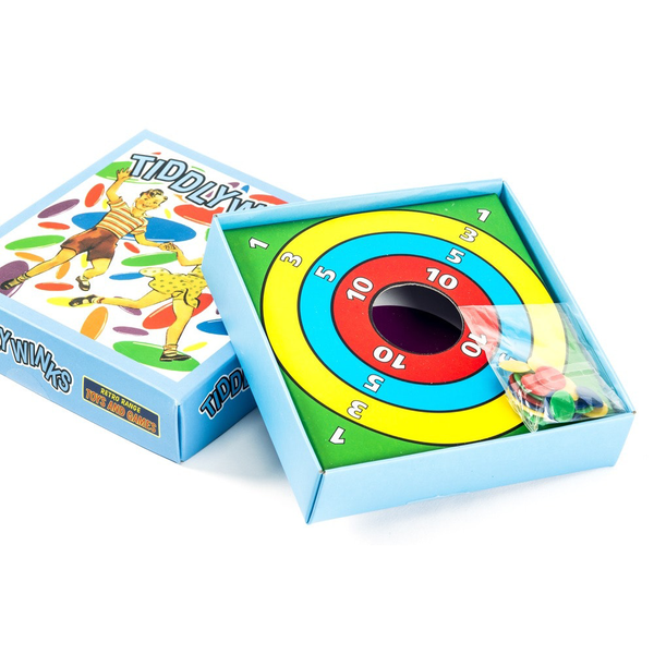 Retro Tiddlywinks