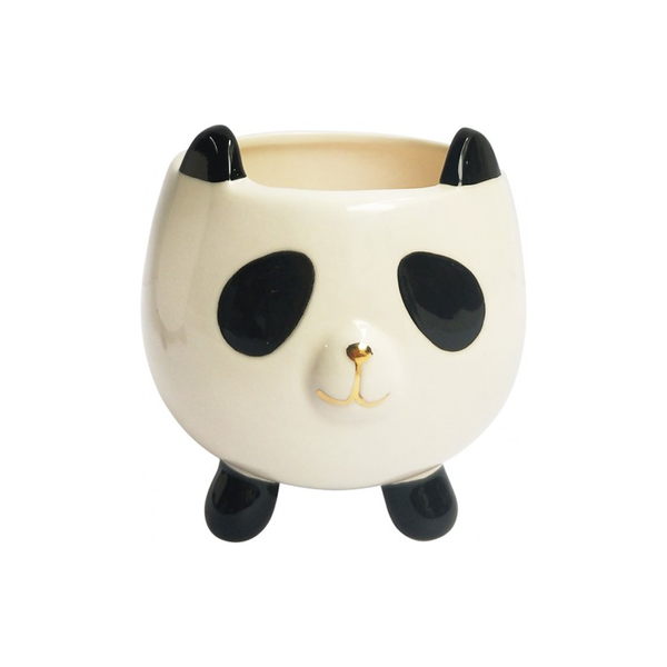 Panda Footed Planter