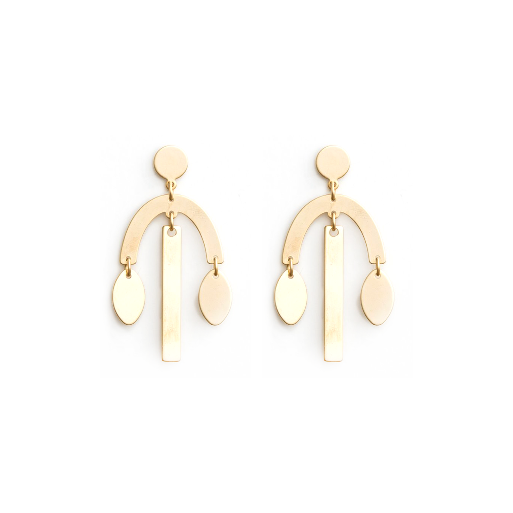 Stella + Gemma Earrings Mobile