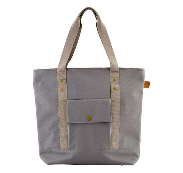 House Doctor Canvas Cooler Bag Grey