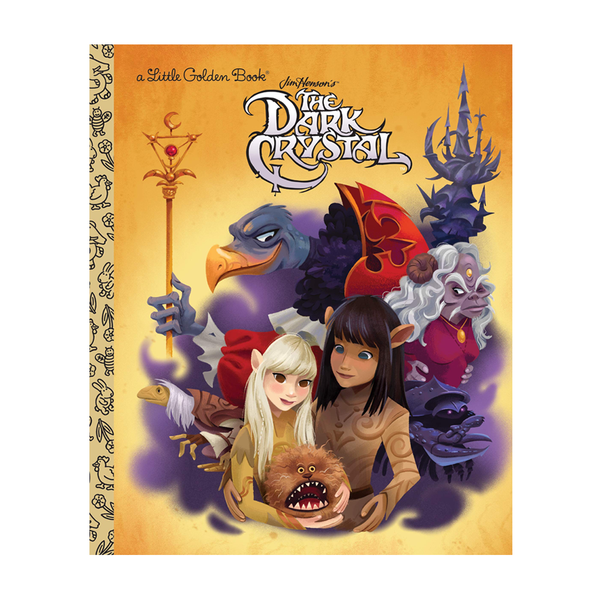 Little Golden Book The Dark Crystal