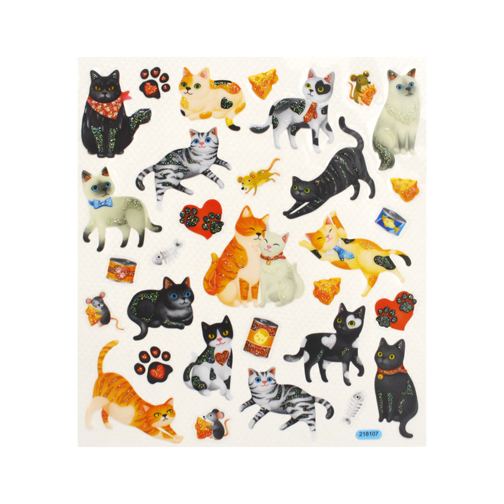 Cats Meow Stickers