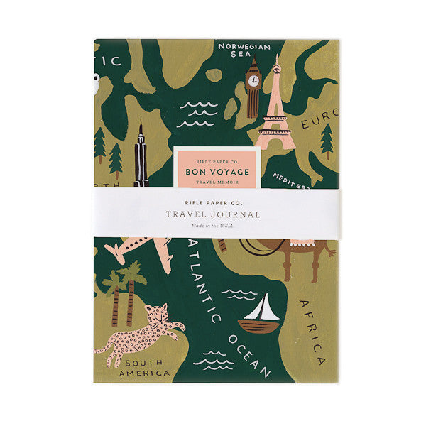 Rifle Paper Co Journal Bon Voyage