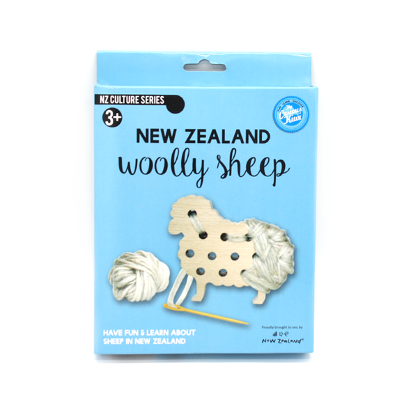 New Zealand DIY Wooly Sheep