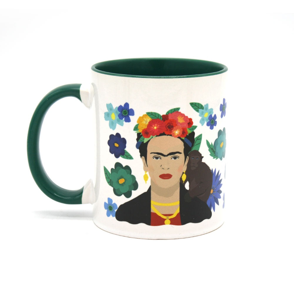 Iko Iko Pop Culture Mug Frida