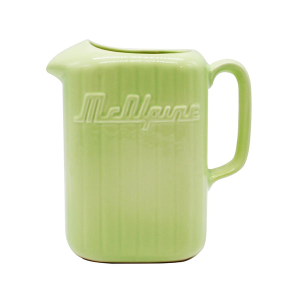 Stepahead Ceramics McAlpine Jug 50s Green Matt