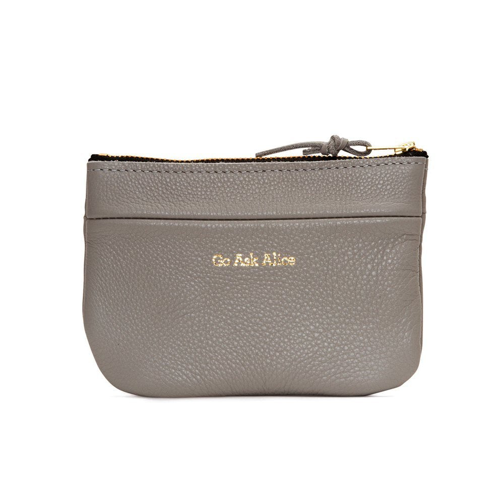 Go Ask Alice Polly Purse Dark Grey