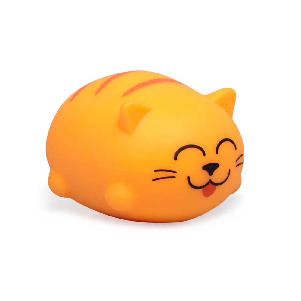 Cute Squeezy Squishy Cat Assorted