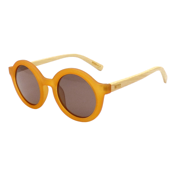 Moana Road Sunnies Ginger Rogers Burnt Orange