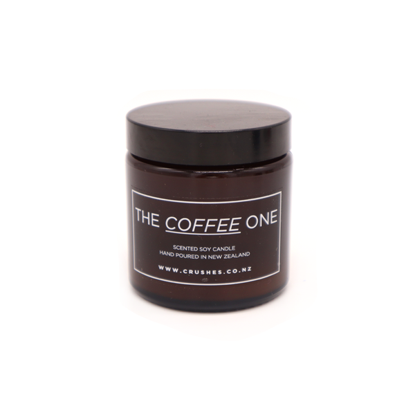 Crushes Scented Soy Candle The Coffee One
