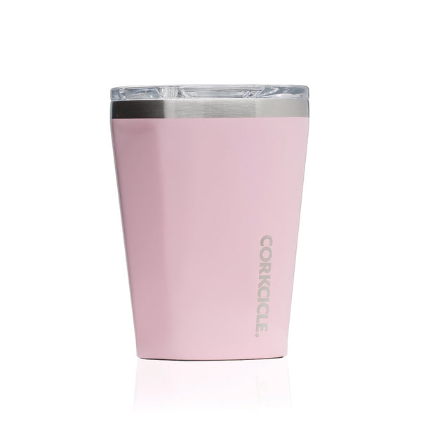 Corkcicle Tumbler 12oz Rose Quartz