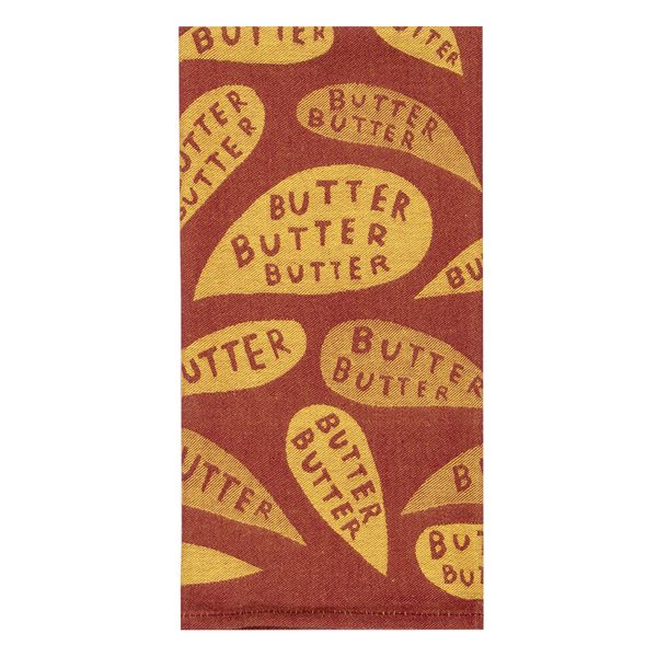 Blue Q Tea Towel Butter Butter Butter