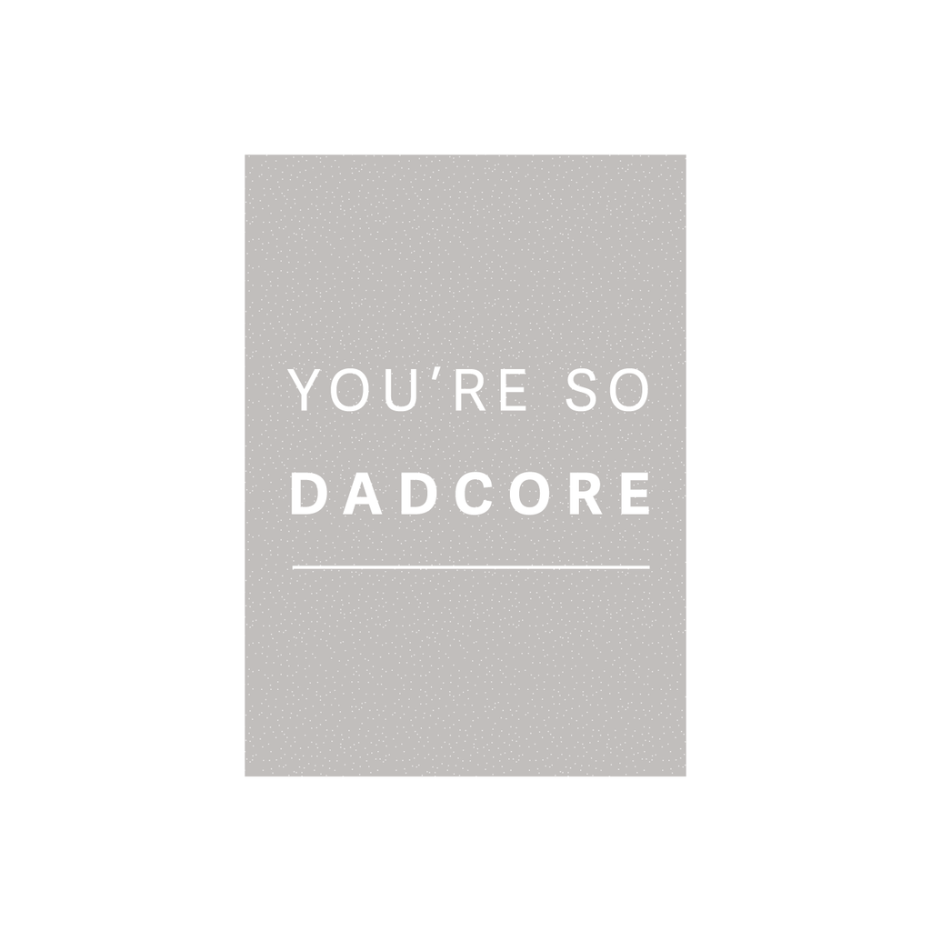 Iko Iko Father's Day Card DadCore