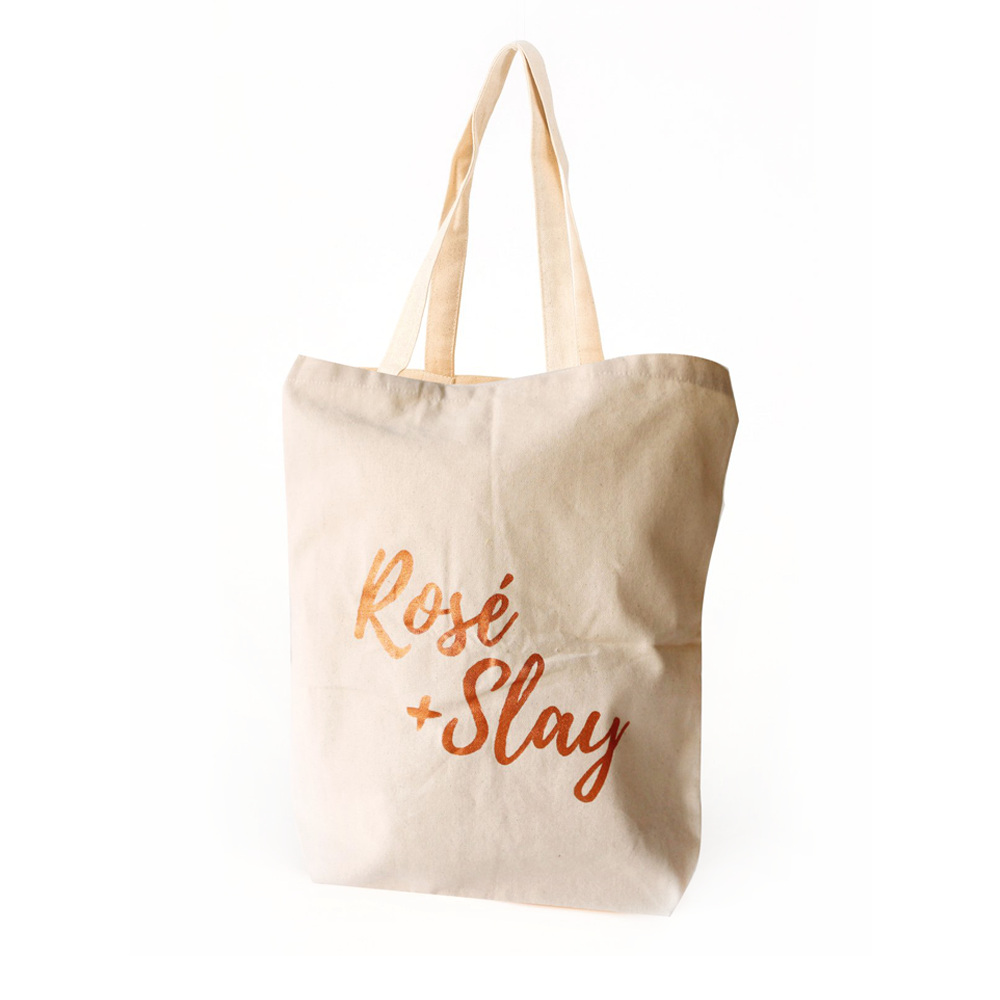 Stella + Gemma Tote Bag Rosé and Slay