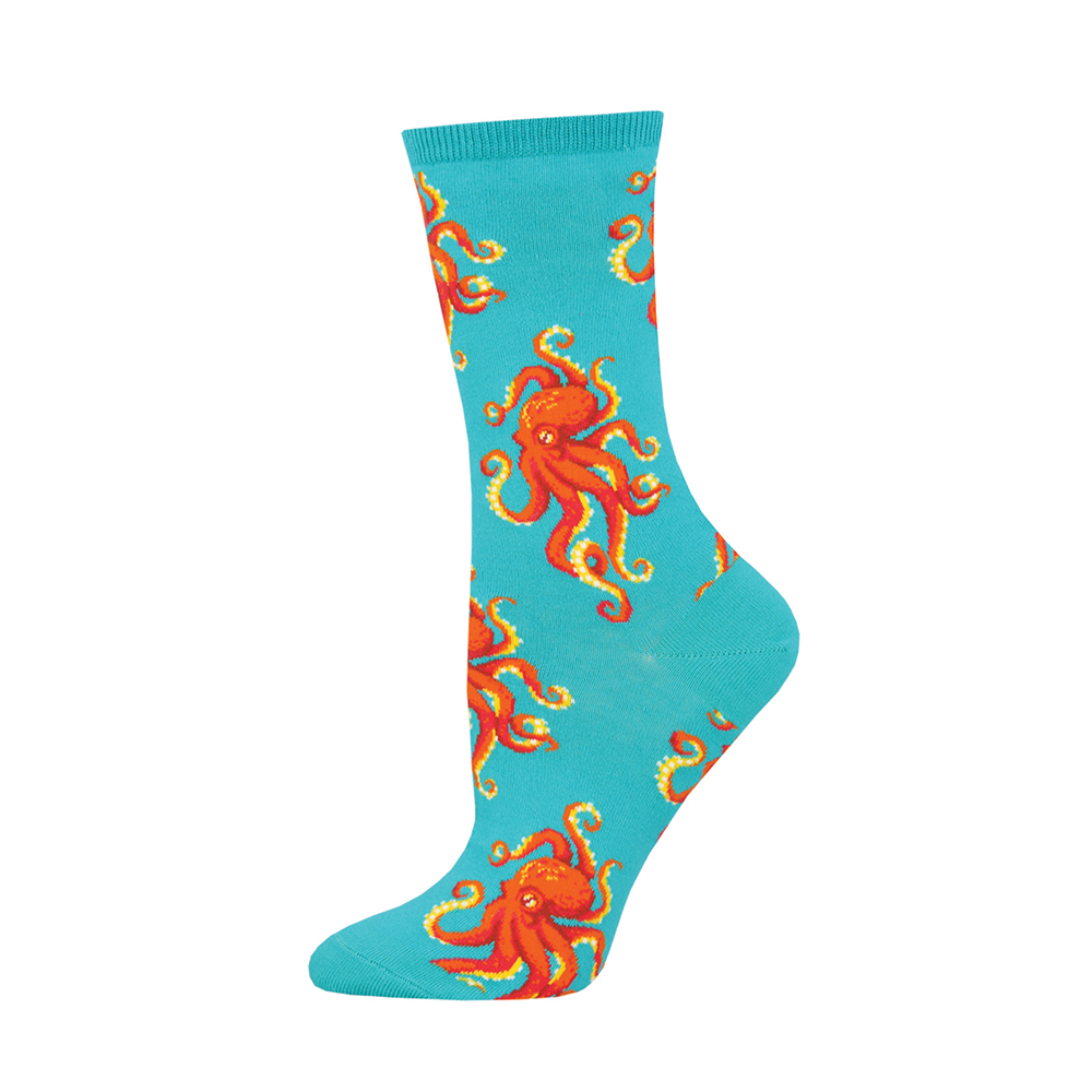 Socksmith Socks Womens Socktopus