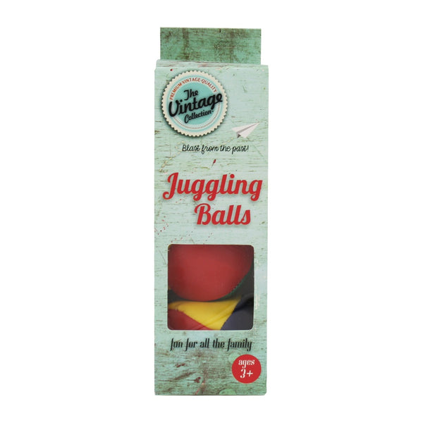 Vintage Collection Juggling Balls Set of Three