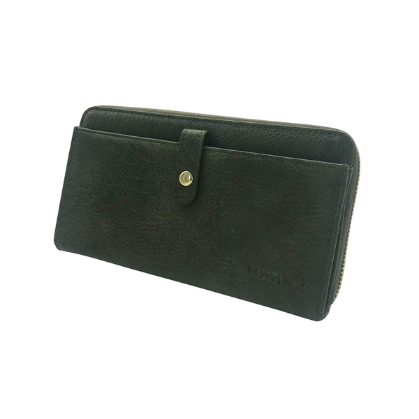 Moana Road Wallet Fitzroy Green