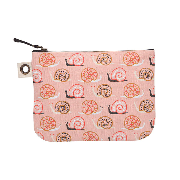 Danica Small World Zipper Pouch Large