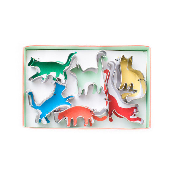Meri Meri Cookie Cutter Set of 6 Feline