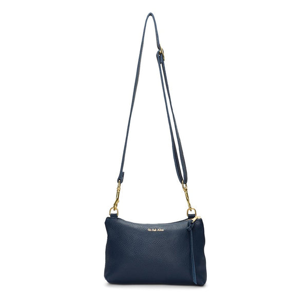 Go Ask Alice Janis Festival Bag Navy