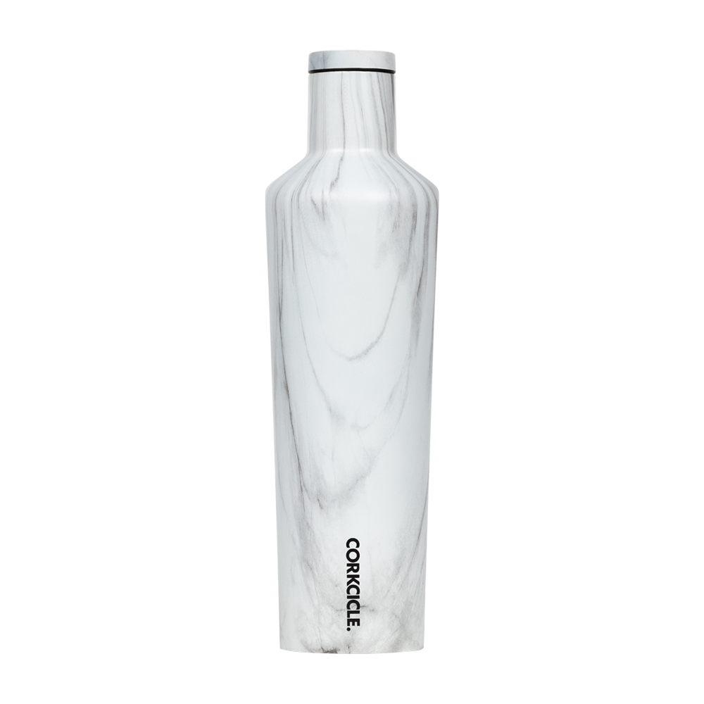 Corkcicle Canteen Drink Bottle 25oz Snowdrift