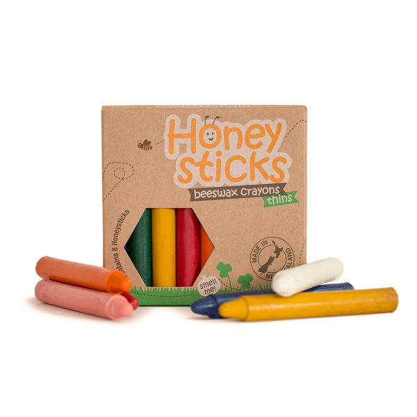 Honey Sticks Crayons Thin