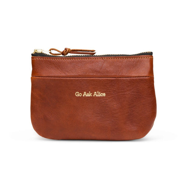 Go Ask Alice Polly Purse Rust