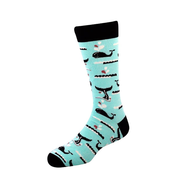 Claro Design Socks Whale