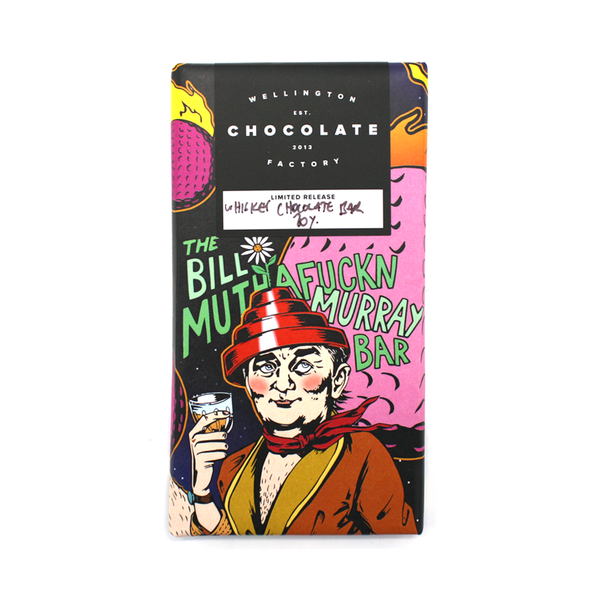 Wellington Chocolate Factory The Bill Murray Bar
