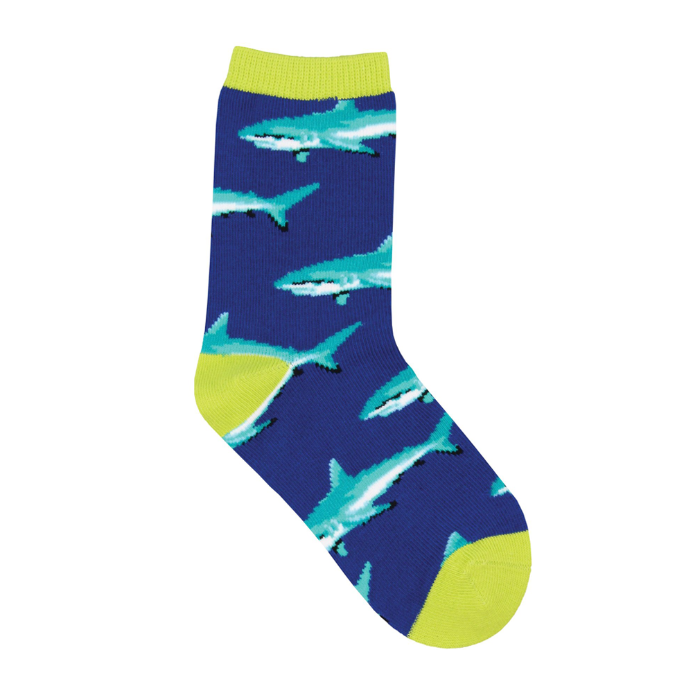 Socksmith Socks Kids Shark School