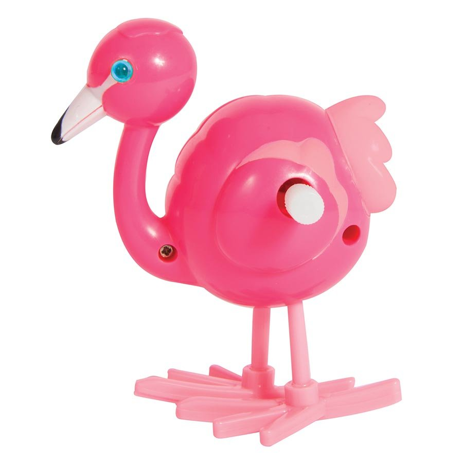 Wind Up Flamingo