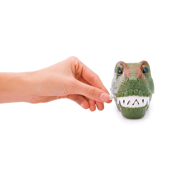 Wind Up Chattering T-Rex Head