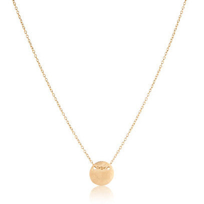 Kerry Rocks Fine Disc Necklace