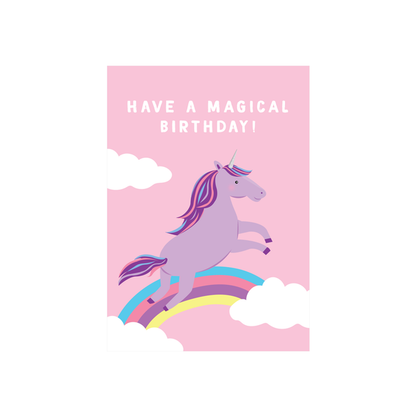 Iko Iko Cutie Animal Pun Card Magical