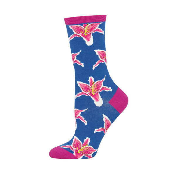 Socksmith Socks Womens Lillies