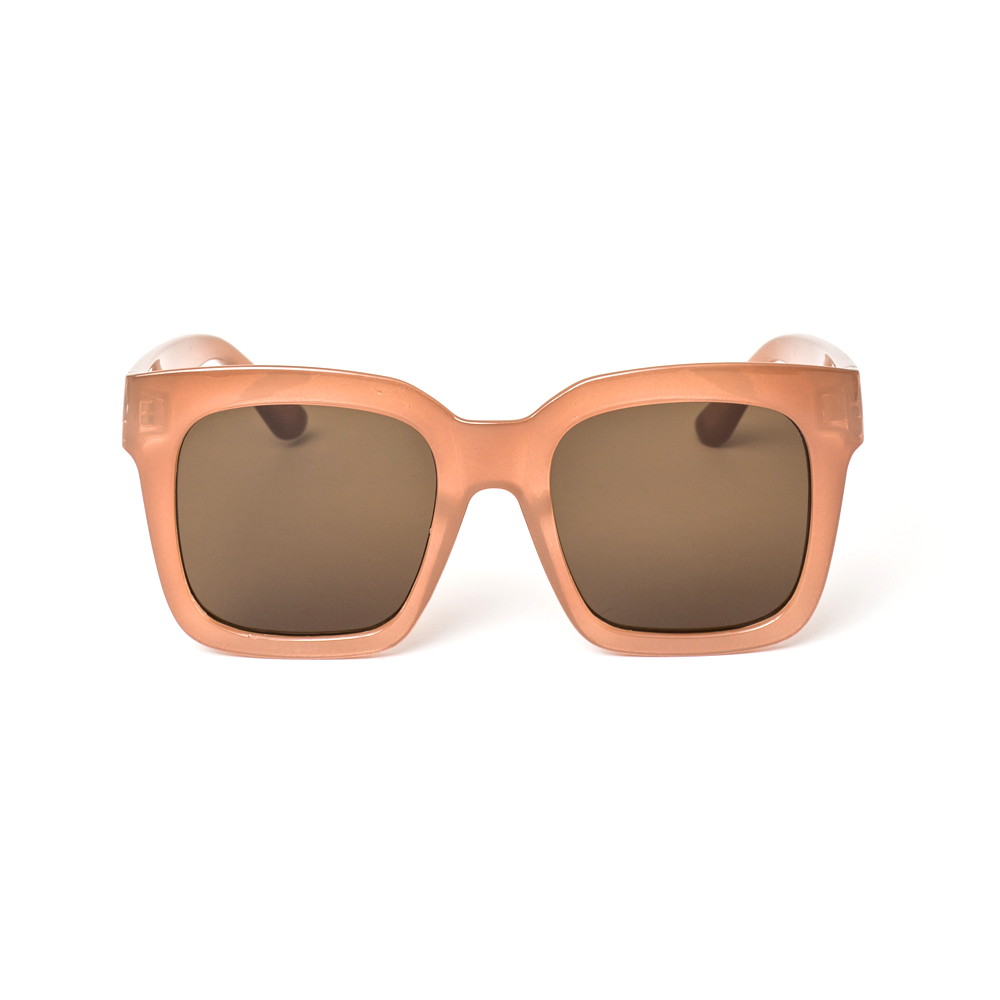 Stella + Gemma Sunglasses Gwyneth Amber Polarised