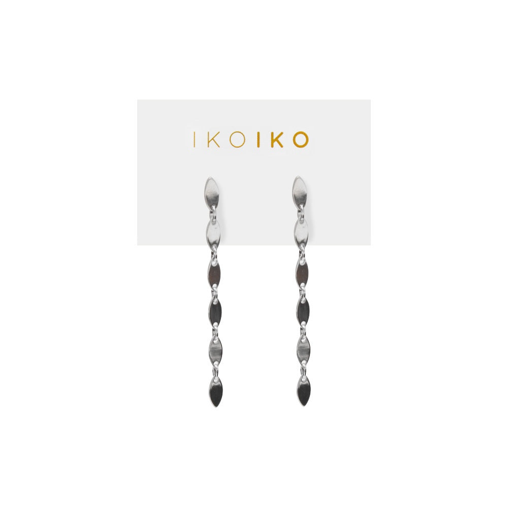 Iko Iko Studs Hanging Links