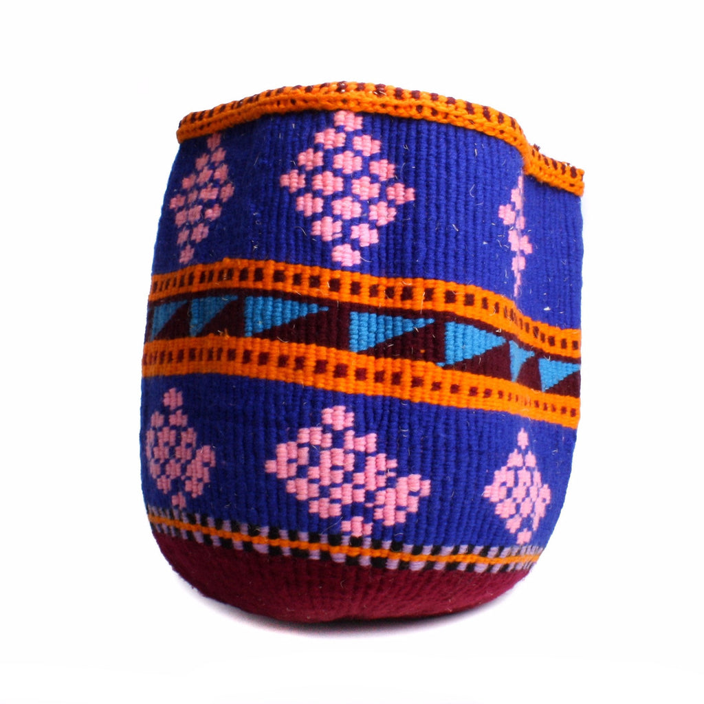 Maka Emali Hand Woven Basket Medium + C2