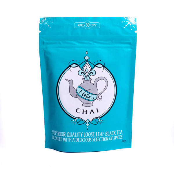 Nela's Chia Loose Leaf Tea