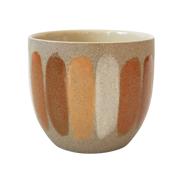 Citrus Planter Sand Orange Small