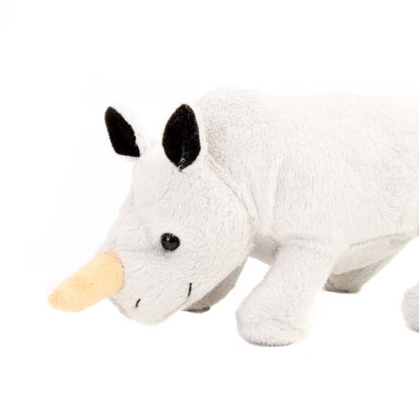 Cuddle Pals Rhino Soft Toy