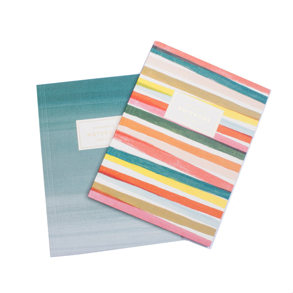 Rifle Paper Co Set of Two Notebooks Joie de Vivre