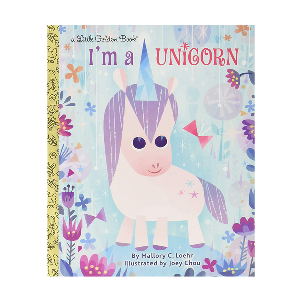 Little Golden Book I'm a Unicorn