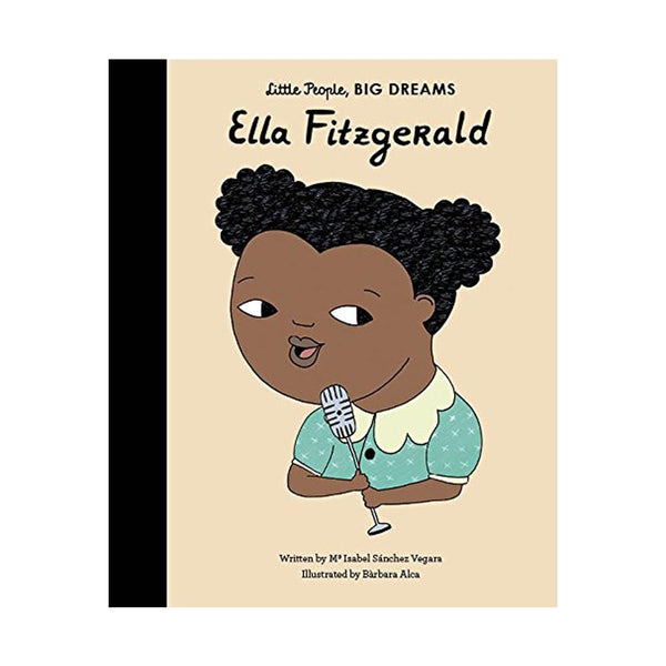 Little People Big Dreams Ella Fitzgerald