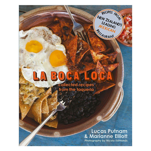 La Boca Loca Cook Book