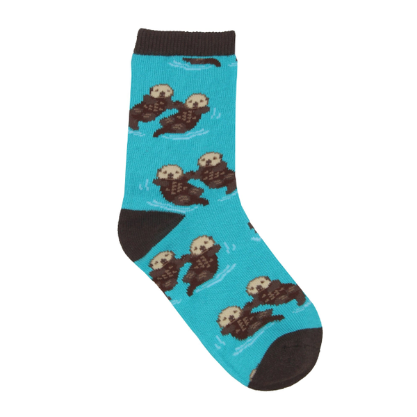Socksmith Socks Baby Significant Otter Blue