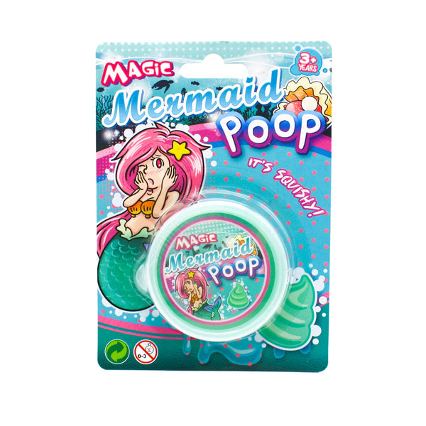 Magic Mermaid Poop Putty